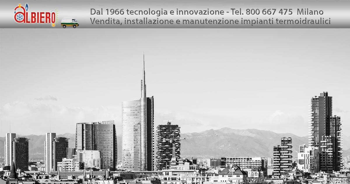Installazione condizionatori Daikin Milano