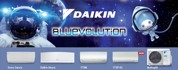 Daikin - Bluevolution