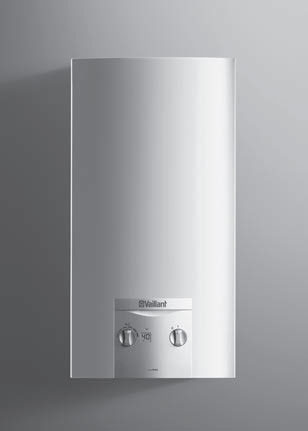 Scaldabagno Vaillant turboMAG l/min 17